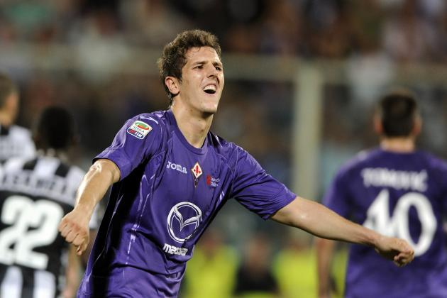Vincenzo Montella's Fiorentina, Stevan Jovetic Proves to Be Best Show in Serie A