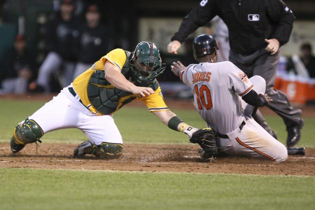 Who Have Been the Bigger MLB Surprises in 2012, the Orioles or the Athletics?