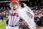 Braves Clinch Playoff Berth on Freeman's Walk-off