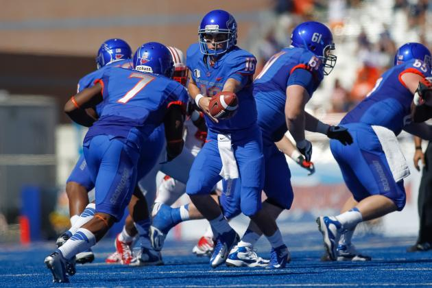 Boise State vs New Mexico: TV Schedule, Radio, Game Time and More