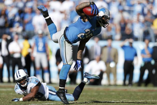 Detroit Lions: Breaking Down Mikel Leshoure's 1st Game