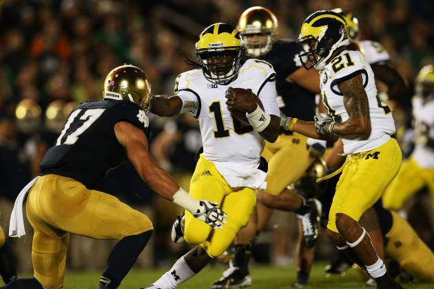 Big Ten Football: Should Notre Dame Be Excommunicated from Schedules?