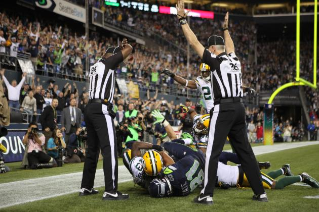NFL Replacement Refs Are Awful, but They're Not the Real Problem