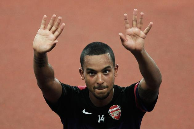 Theo Walcott: Is He Trying to Pull a Robin Van Persie?