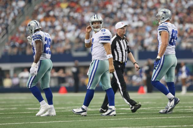 Breaking Down Areas Where Tony Romo's Game Just Refuses to Evolve