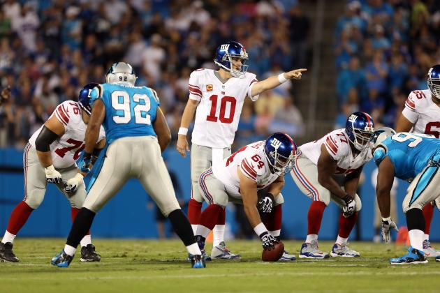 Does Eli Manning Deserve the Criticism He's Receiving for Roller-Coaster Year?