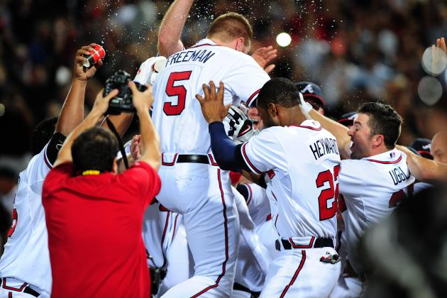 2012 MLB Playoffs: Projecting the Atlanta Braves' Playoff Roster