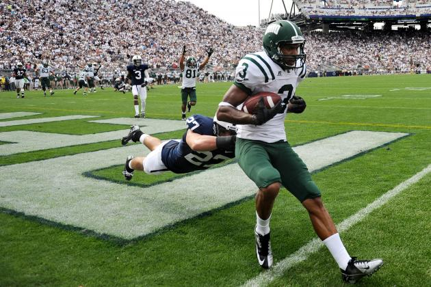 Ohio Bobcats Taking Flight: Wide Receivers Have Offense Thriving