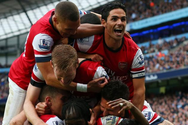 Arsenal's Capital One Cup Game with Coventry City Previewed