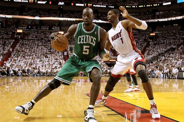 Kevin Garnett Will Exploit Matchups Again This Season