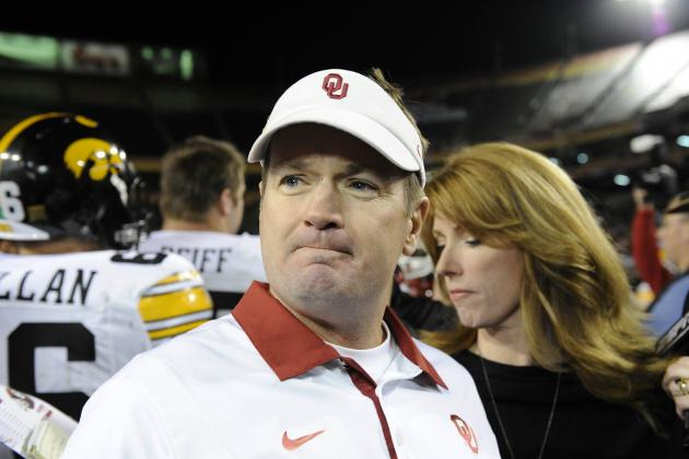 Oklahoma Sooners: Is Bob Stoops the Sooners' Own Worst Enemy?