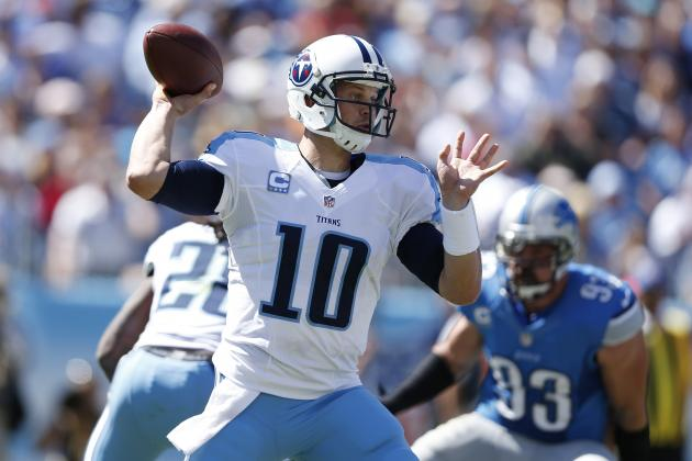Jake Locker Is on the Clock and Other Must-Read Articles from the AFC South