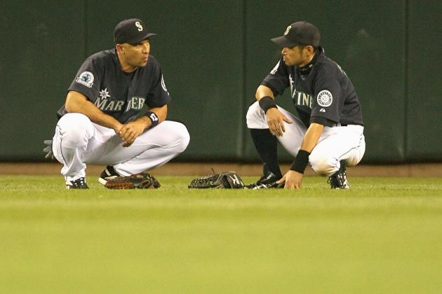 Ichiro Suzuki, Raul Ibanez Turning Back the Clock for the New York Yankees