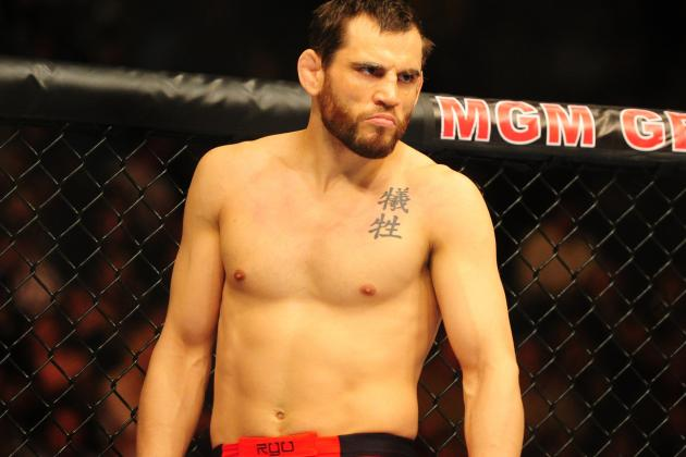 UFC: Jon Fitch Definitely Isn't Wrong About Title Shots