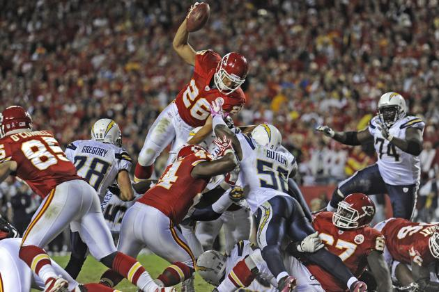Chargers vs. Chiefs: TV Schedule, Live Stream, Spread Info, Game Time & More