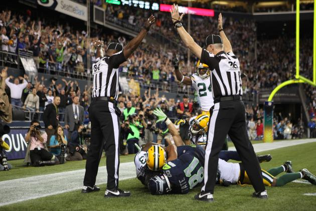 New York Giants: G-Men Weigh in on Blown MNF Call by Replacement Refs