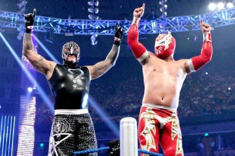 Rey Mysterio & Sin Cara: Will They Be the Next WWE Tag Team Champions?