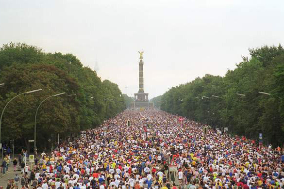 Berlin Marathon 2012: Route, Date, Start Time and TV Info