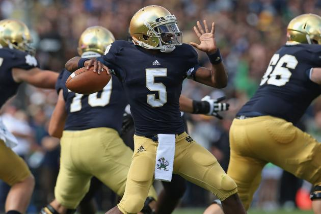 Showcasing Biggest Strengths and Weaknesses of Notre Dame
