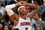 Report: Hawks Won't Offer Josh Smith Contract Extension This Season