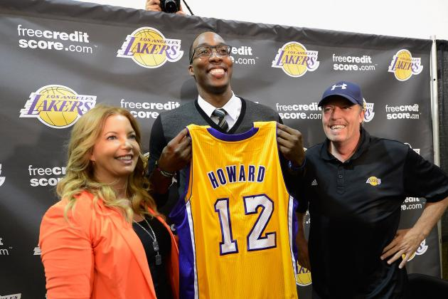 Dwight Howard: Why Superman Will Struggle Early in First Season with Lakers