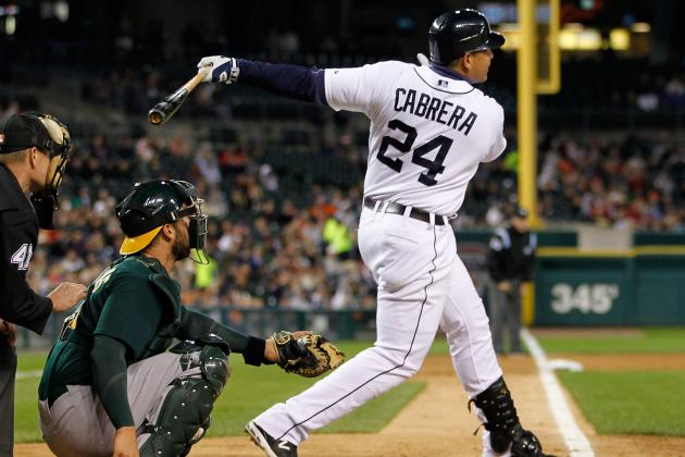 Miguel Cabrera: Triple Crown Would Cement Tigers Star's Place in Cooperstown