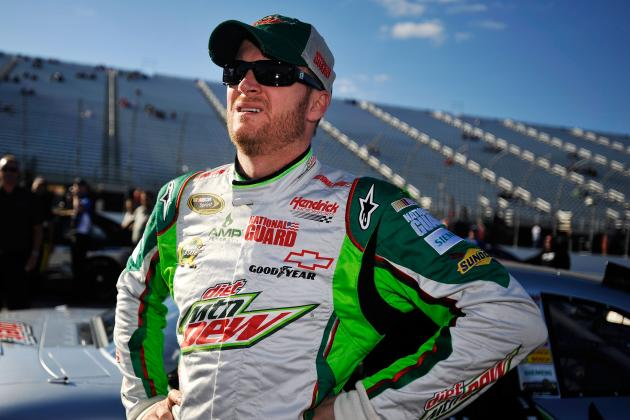 Even Dale Earnhardt Jr. Unhappy with NFL's Replacement Refs