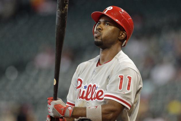 Jimmy Rollins: Philadelphia Phillies Shortstop Is a Hall of Fame Candidate