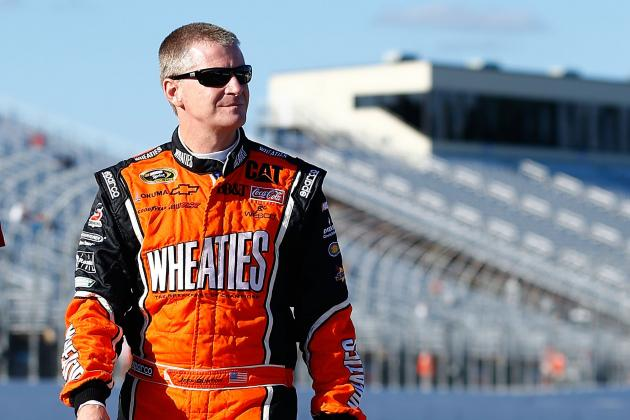 Jeff Burton Was Never Worried About Future at Richard Childress Racing