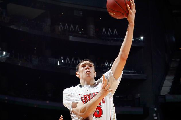 Maryland's Alex Len Ready for Sophomore Season After 'grinding All Summer'