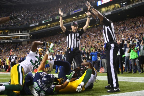Lance Easley: Replacement Referee Should Be Banned from Working NFL Games