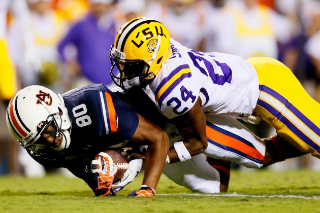 Auburn Football: Why Loss to LSU Will Embody Troubled Season for Tigers