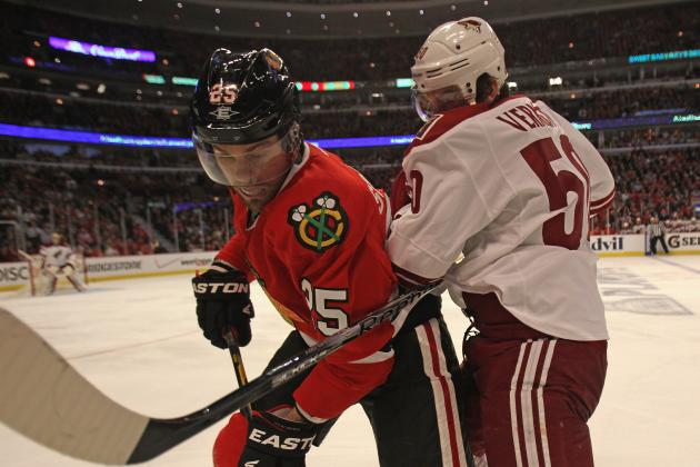 Report: Chicago's Stalberg, Rozsvial Set to Join European Clubs
