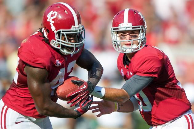 BCS Predictions 2012: How Each AP Top 5 Team Would Fare Against Alabama