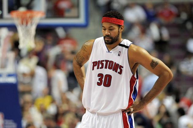 NY Knicks Interest in Rasheed Wallace Shows Team Isn't Serious About Winning