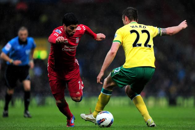 Norwich City vs. Liverpool: Date, Time, Live Stream, TV Info & Preview