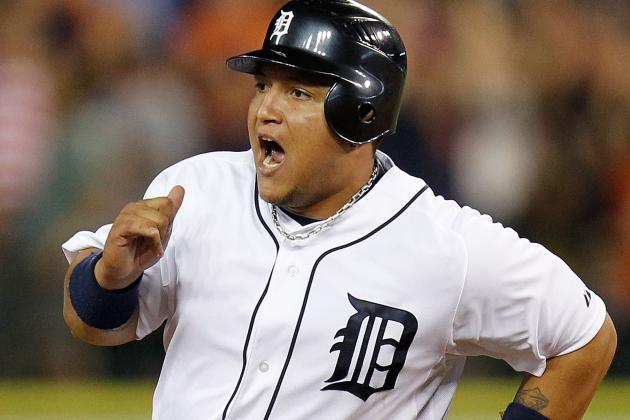 Handicapping Miguel Cabrera's Triple Crown Odds