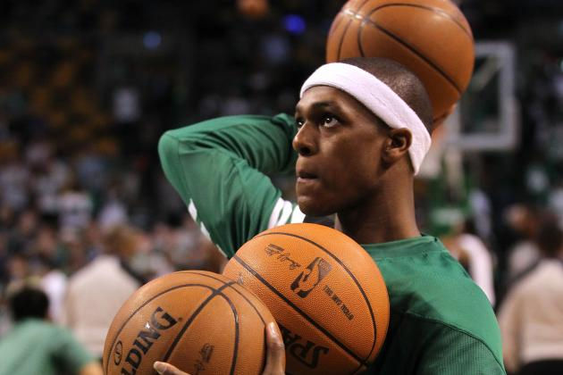 Boston Celtics Are Prepared to Be Led by Rajon Rondo