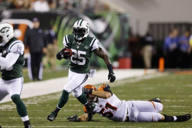 New York Jets: Is Moving Joe McKnight to Cornerback Crazy Enough To Work?
