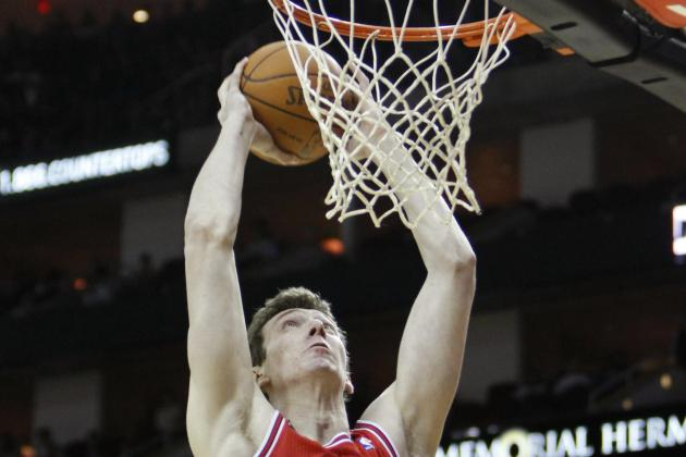 Why Omer Asik Is Ready to Take on the Starting Role for Houston Rockets