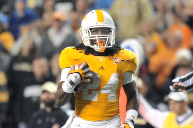 Tennessee Vols Defense Gives Big Plays to Both Sides