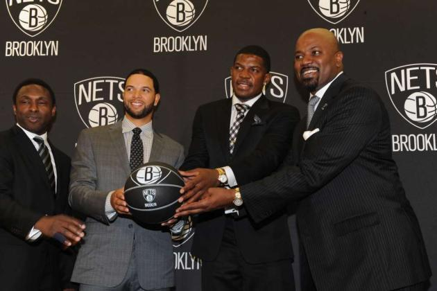 GM Billy King Believes the Nets Are a Title Contender