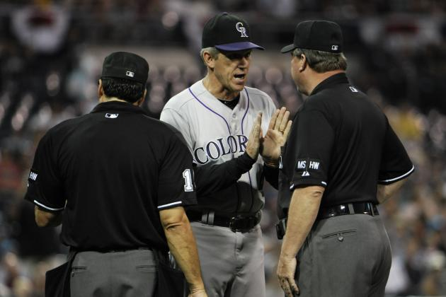 How Definite Was Rockies' Pledge to Keep Jim Tracy as Manager