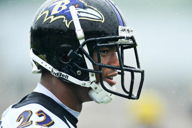 Ravens Still Considering Starting Jimmy Smith over Cary Williams