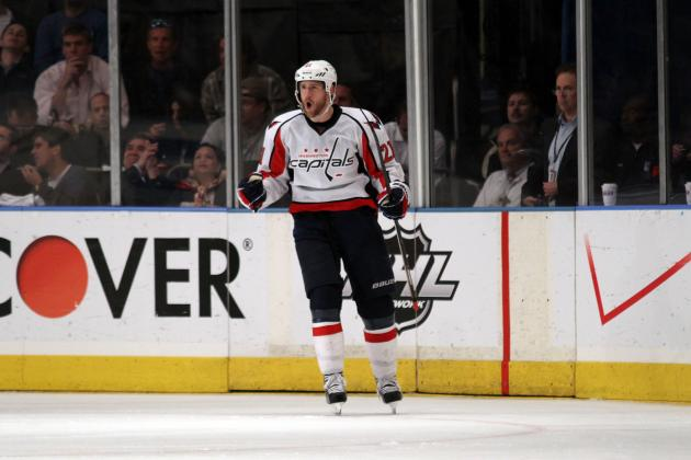 Washington Capitals: Brooks Laich Signs with Swiss Team; More Caps to Europe?