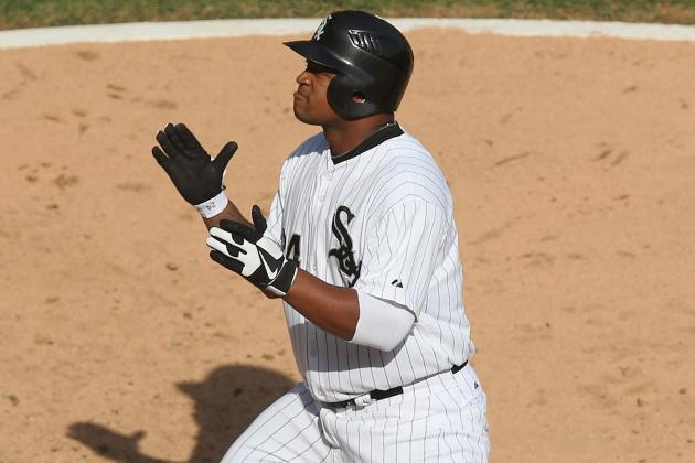 Viciedo Sits, Wise Starts for Sox vs. Cleveland