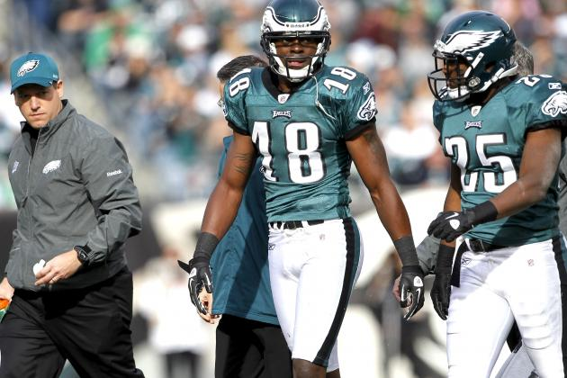 Jeremy Maclin Injury: Updates on Eagles Star's Week 4 Status and Fantasy Value
