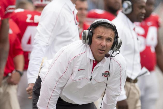 Ohio State's Urban Meyer: Michigan State Defense Rivals SEC's Best