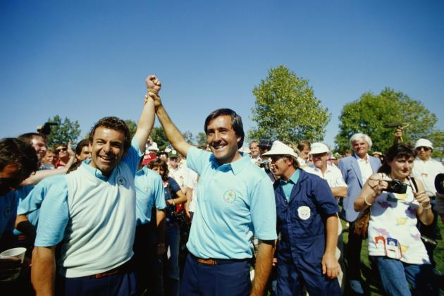 The True Beginning of the Modern Day Ryder Cup