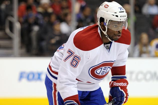 Failing to Re-Sign PK Subban Before Lockout Not a Mistake by Montreal Canadiens